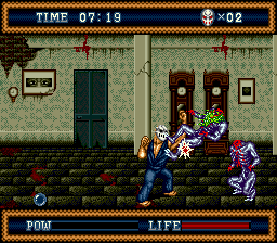 Play Splatterhouse Part 3 Online