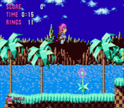 Play Stella the Cat (Sonic 1 Hack) Online