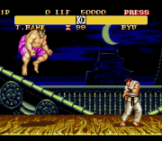 Play Street Fighter III 18 Person Online
