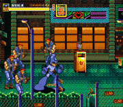 Play Streets of Rage – Mega Man Edition Online