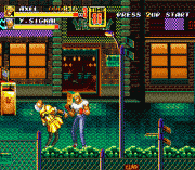 Play Streets of Rage 2 Online