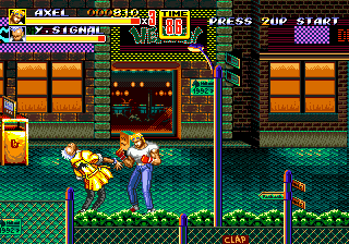 Play Streets of Rage 2 Online - Play All Sega Genesis / Mega