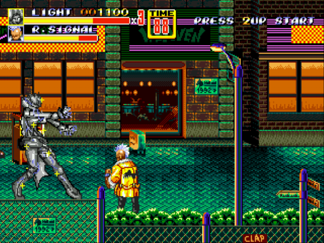 Play Streets of Rage 2 – Android Lightning FF XIII Online