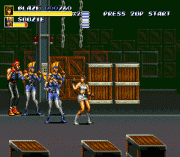 Play Streets of Rage 3 Online