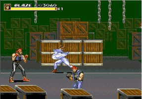 Play Streets of Rage 3 Enhance Mod Online