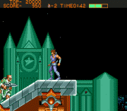 Play Strider Hiryuu Online