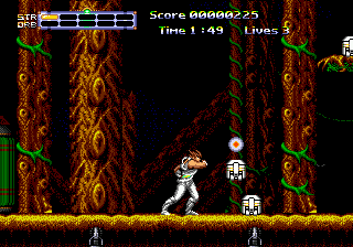 Play Strider II Online