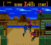 Play Sunset Riders Online