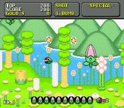 Play Super Fantasy Zone Online