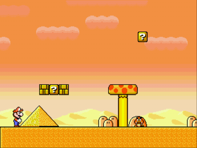 Play Super Mario 3 – Around the World Online