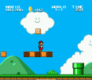 Play Super Mario Bros II 1998 (hack) Online