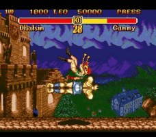 Play Super Street Fighter II Online