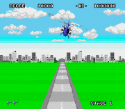 Play Super Thunder Blade (Launch Cart) Online