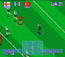 Play Superstar Soccer Deluxe Online