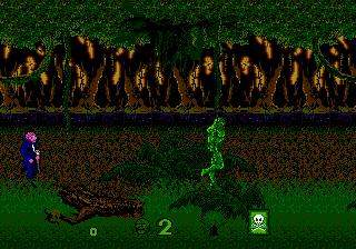Play Swamp Thing (prototype) Online