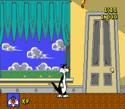 Play Sylvester and Tweety in Cagey Capers Online