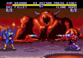 Play TMNT – Tournament Fighters Online