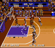 Play Tecmo Super NBA Basketball Online