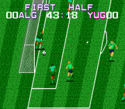 Play Tecmo World Cup Online