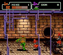 Play Teenage Mutant Hero Turtles – The Hyperstone Heist Online