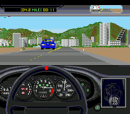 Play Test Drive II – The Duel Online