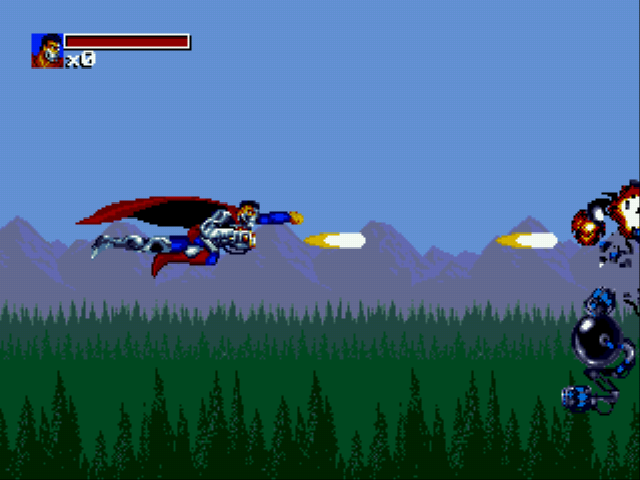 Play The Death and Return of Superman Online