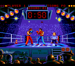 Play The Kick Boxing Online