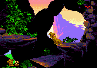 Play the lion king online play all sega genesis / mega drive.