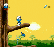 Play The Smurfs Travel the World Online