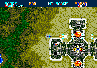 Play Thunder Force II MD Online