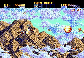 Play Thunder Force IV Online
