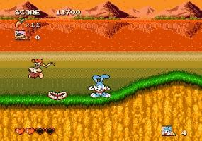 Play Tiny Toon Adventures – Buster's Hidden Treasure Online