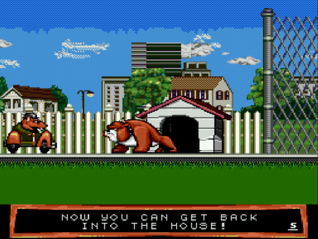Play Tom and Jerry – Frantic Antics Online