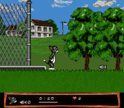Play Tom and Jerry – Frantic Antics (1994) Online