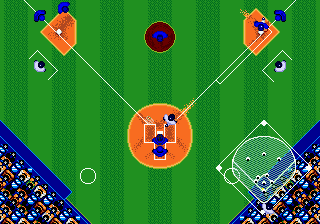 Play Tommy Lasorda Baseball Online