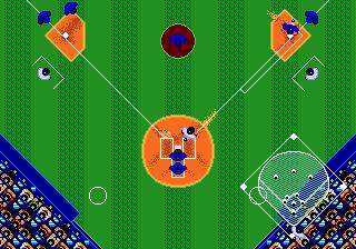 Play Tommy Lasorda Baseball Online