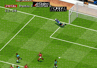 Play Total Football Online