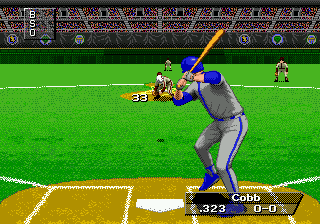 Play Triple Play '96 Online