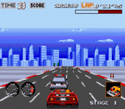 Play Turbo Outrun Online