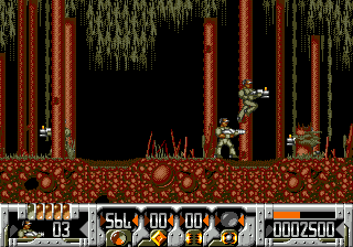 Play Universal Soldier Online