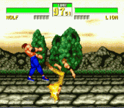 Play Virtua Fighter vs Teken II Online