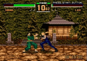 Play Vitua Fighter 2 Online