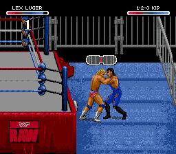 Play WWF Raw Online
