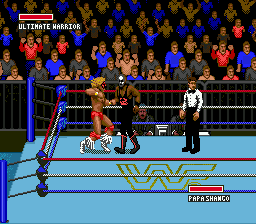 Play WWF Super Wrestlemania Online