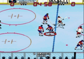 Play Wayne Gretzsky NHLPA All Stars Online