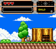 Play Wonder Boy V – Monster World III Online
