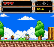 Play Wonder Boy in Monster World Online