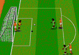 Play World Championship Soccer II Online
