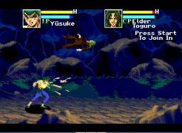 Play YuYu Hakusho (english translation) Online