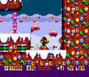 Play Zool – Ninja of the 'Nth' Dimension Online